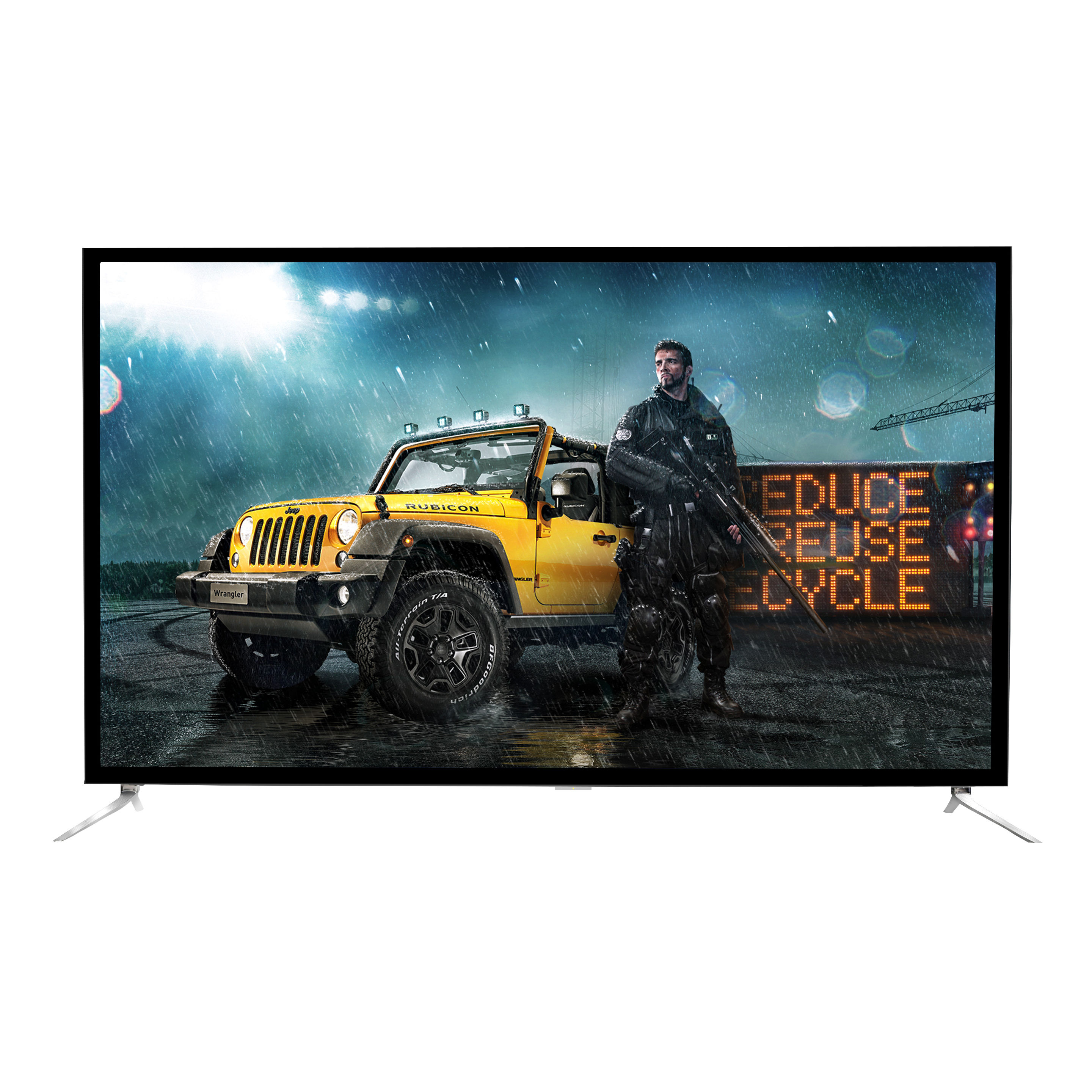 Chegada nova Smart <span class=keywords><strong>TV</strong></span> CHIGO 4S 43 50 55 65 polegadas Tela Full HD Android <span class=keywords><strong>TV</strong></span>
