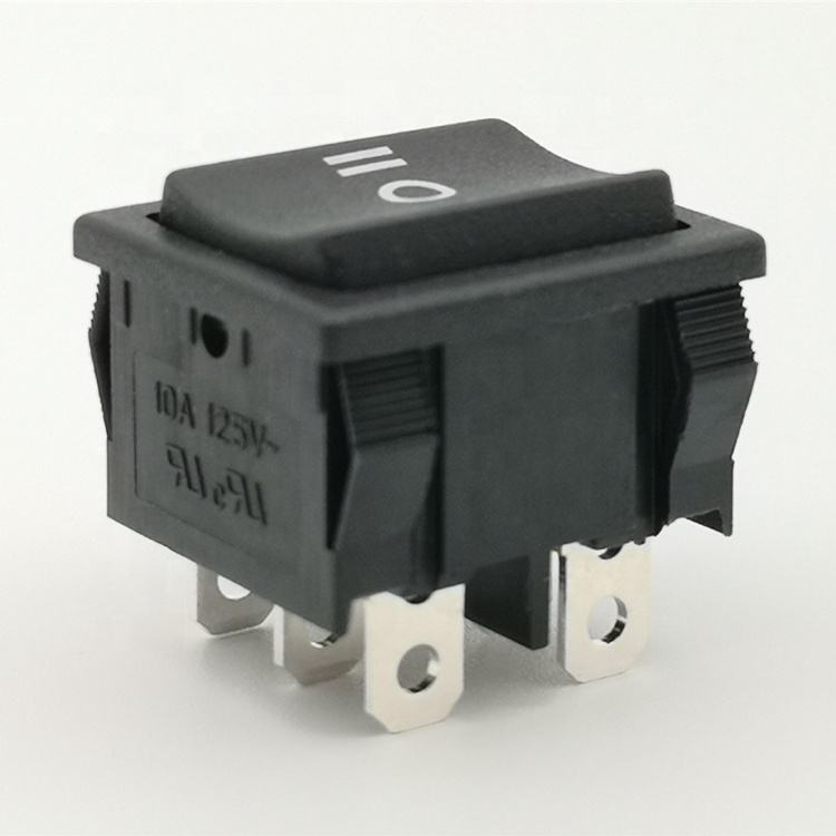 Yacht Switch Panel Tahan Air Rocker Switch untuk Boat Toggle Switch Panel untuk Jeep Ibao Rce
