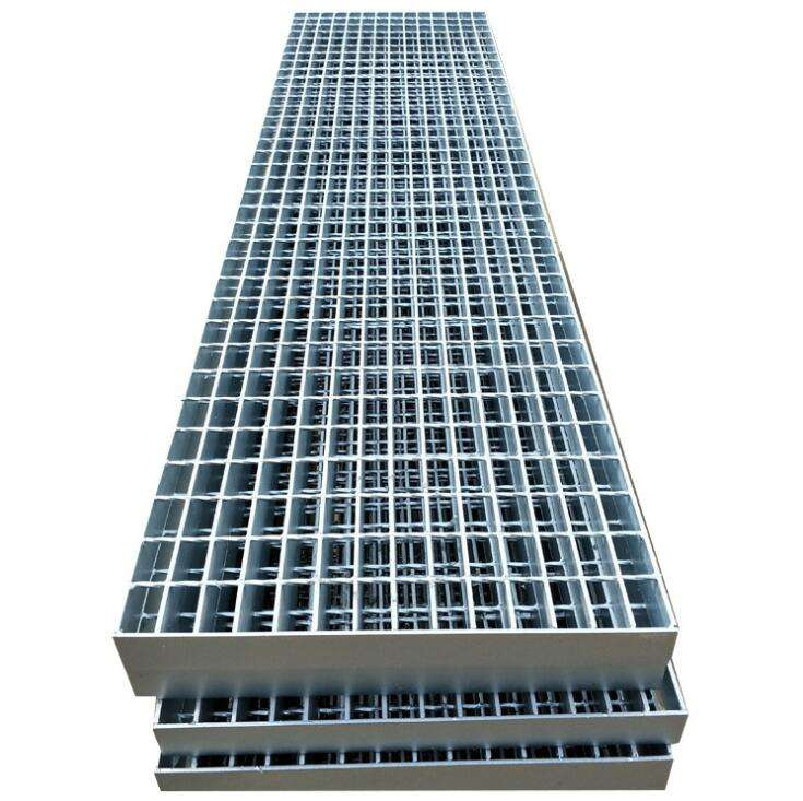 hot dipped galvanized steel grating building materials