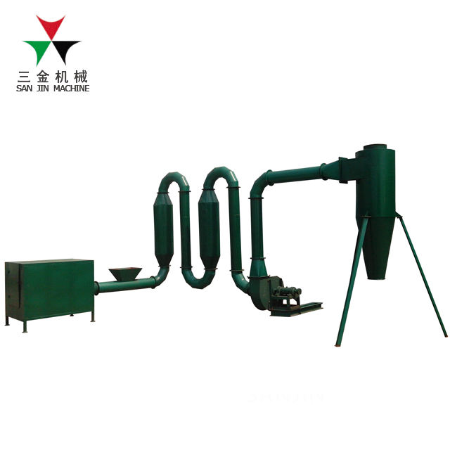 Hot selling air flow type wood dryer/drying machine