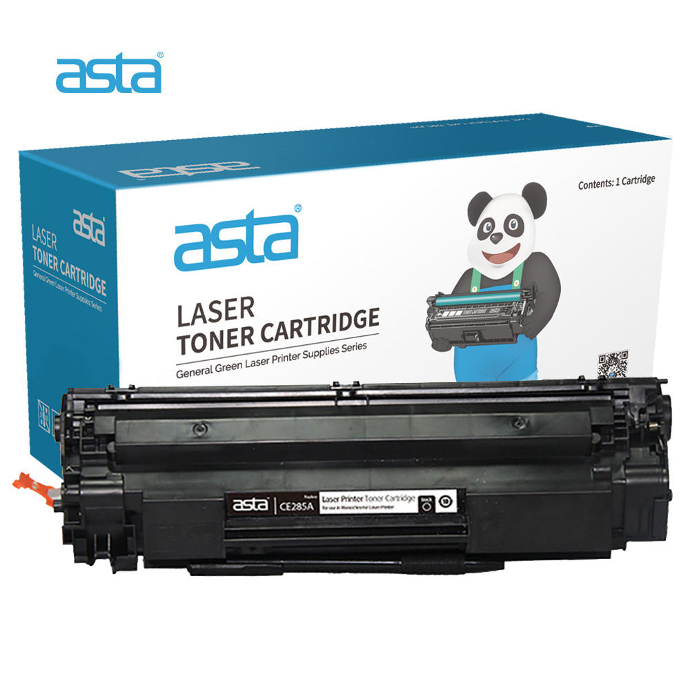 ASTA Supplier Wholesale Compatible For HP CE505A Q2612A CF217A CF226A CB435A CB436A CE278A CF283A CE285A CC388A Toner Cartridge