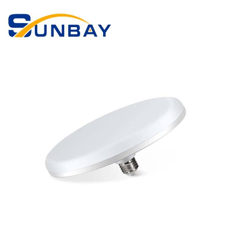 Factory directly selling white color 5w 30w 40w 50w 20w led bulb ufo light golden color IC driver for project