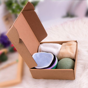 Disposable Cotton Reusable Washable Bamboo Organic Makeup Remover Pads