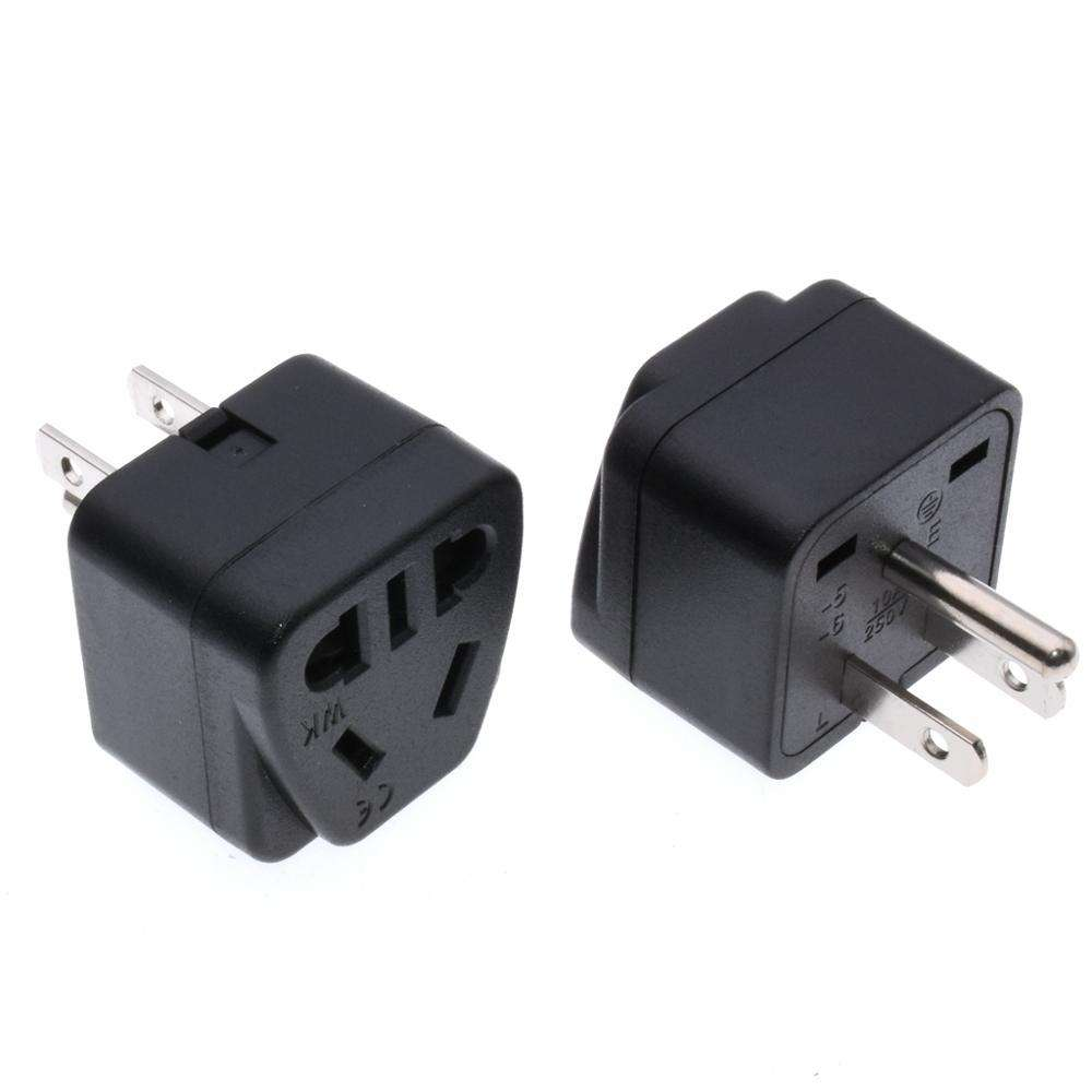 MALE 5-15P 3PRONG PLUG to FEMALE 10-30R 3PIN ADAPTER DRYER RECEPTACLE UL516