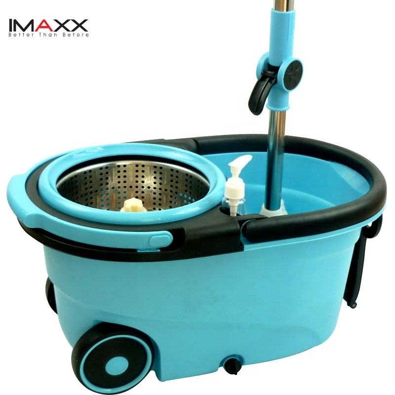 Imaxx brand Cheap price High Quality Cleaning Floor 360 Spinning Magic Mop
