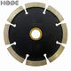 4 inch crack chaser 105mm road joint v shape groove concrete cutting blade