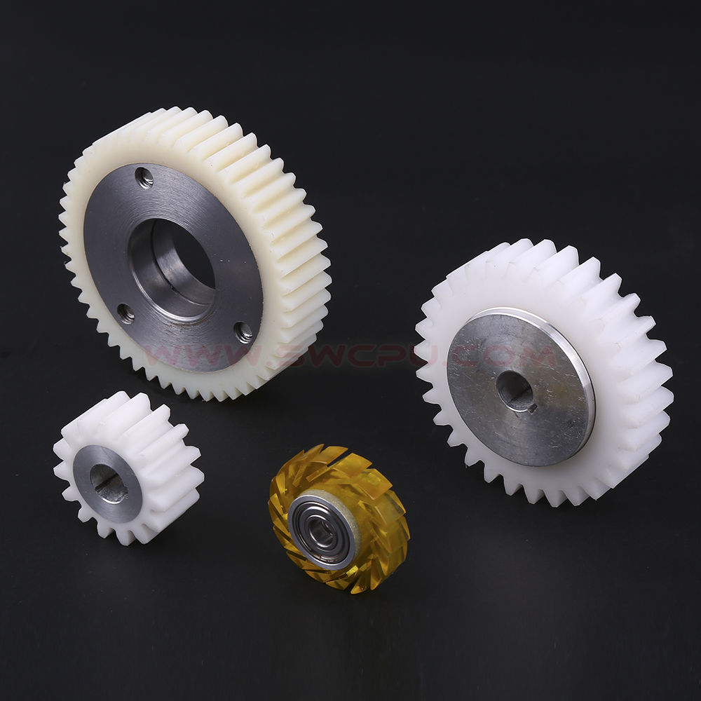 Plastic_gears Custom Factory Price Plastic Worm Gear