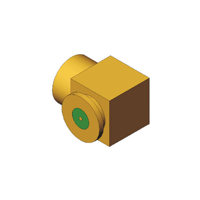 SMPM Male Full Detent Right Angle Mini SMP SSMP Connector for PCB