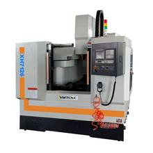 XK7126 precision Taiwan spindle metal linear guideway CNC milling machine with CE
