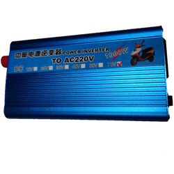 Factory selling high quality power inverter 72V 1000W max DC to AC 220V/110V home use power inverter