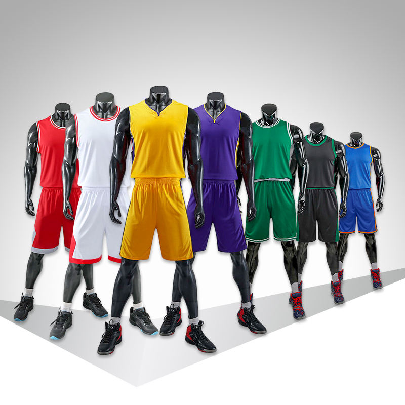 2020 Throwback Printed Uniform Jersey Wear Custom Basketball Jerseys And Shorts Suit Uniforms