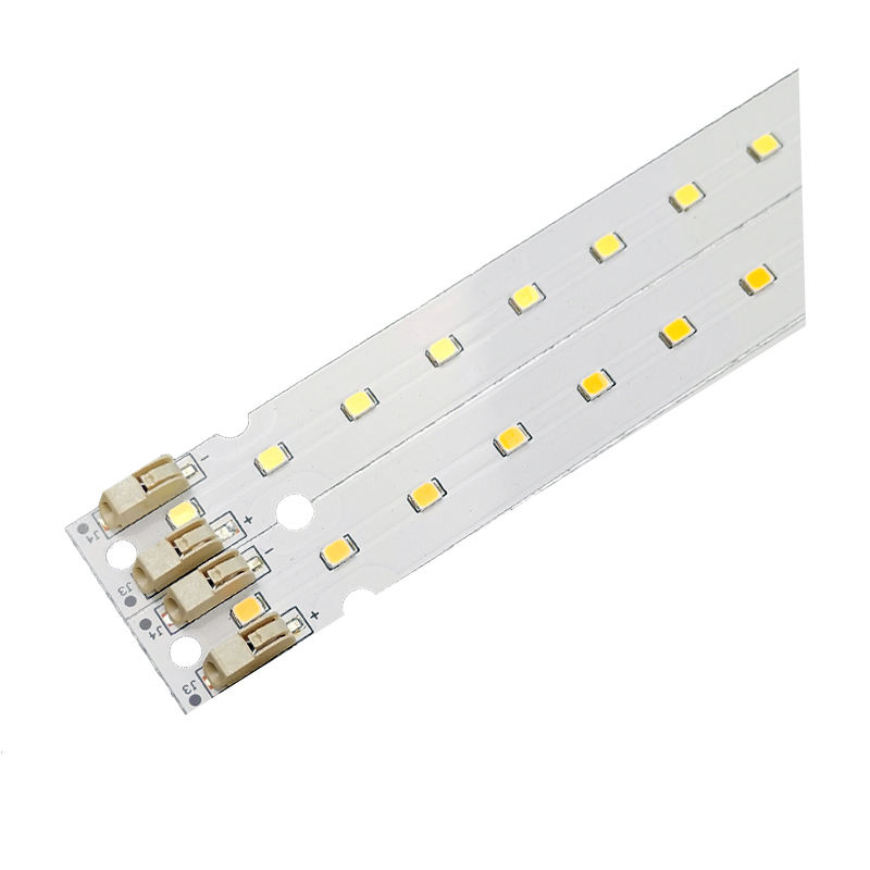 CE RoHS ETL 28V Super bright SMD led modules with Seoul 2835 LED or Samsung LED led module korea for linear fixtures