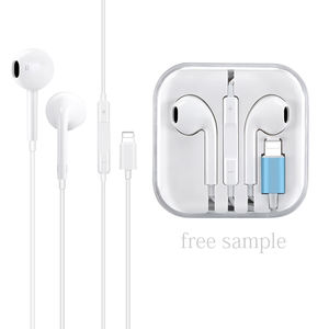 Effie Mei 1.2M Handsfree Super Bass In-Ear Kabel Bluetooths Earphone Earbud Headphone untuk Iphone