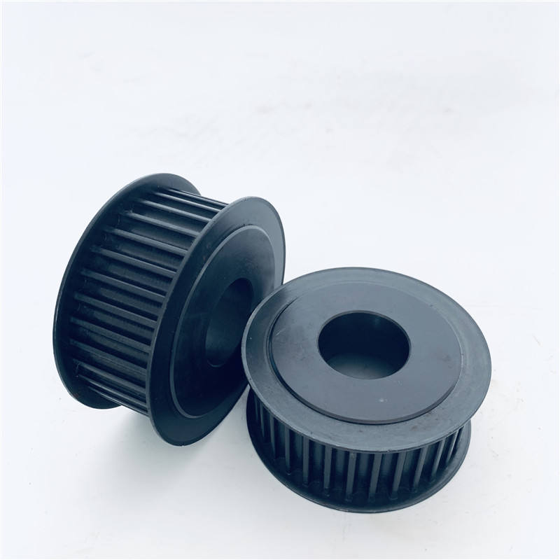 Custom cnc gt2 timing pulley in chinese wheel factory