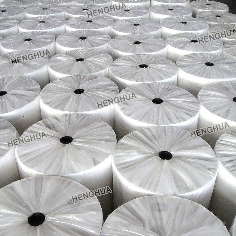 PP Non-woven fabric supplier Polypropylene carry/hand/packing/rice bag raw material fabric in rolls