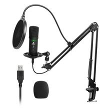 China Factory High Quality Professional Condenser Microphone for Live Streaming