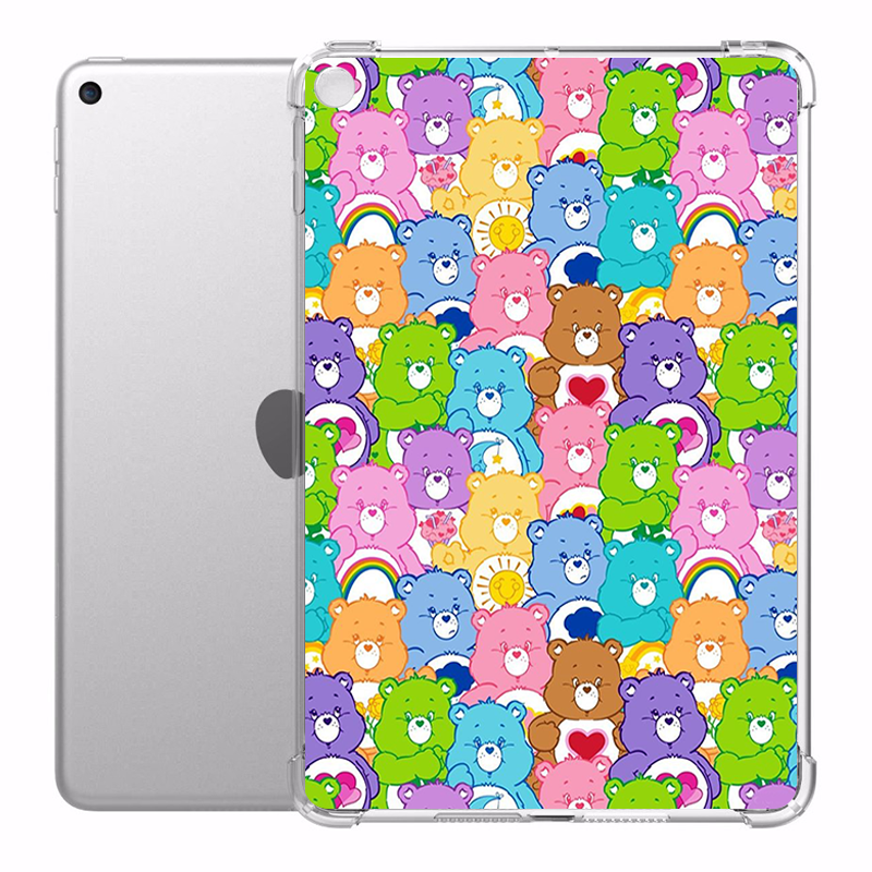 Crystal Clear Soft Tpu Case For Apple iPad 7th generation mini air 2 air 3 Pro 11 Pro 2020 Pro 12.9 iPad 10.2