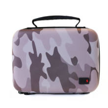 Camouflage Pattern Custom Logo First Aid Kit Carrying Portable First Aid Kit Eva Case