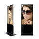 55 Inch Android System Floor Standing Kiosk Lcd Advertising Equipment for shopping mall