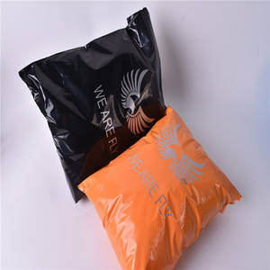 biodegradable poly mail mailers mailing custom logo for bags packaging clothing