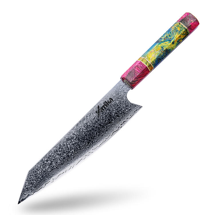 Hot Sale High Quality 8 Inch Japanese Damascus Kitchen Chef Knife