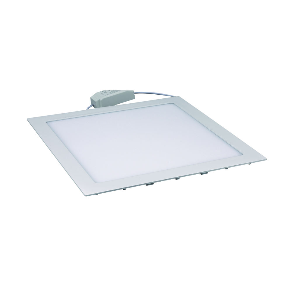 CE Standar LED Putaran Panel Light Die Cast Aluminium LED Panel Housing Case