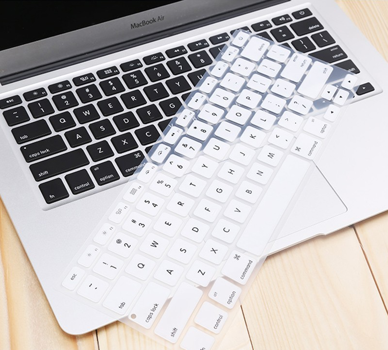 Various brands and models of laptop keyboard cover