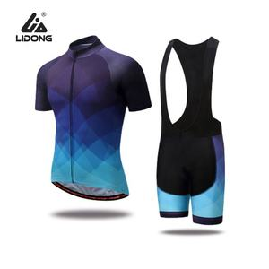 Direct Manufacturer Wholesale Custom Cycling Clothing Cycling Jersey Dropshipping