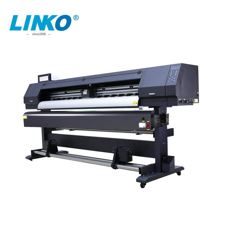 Fabriek Eco Solvent <span class=keywords><strong>Printer</strong></span> Digitale Inkjet Pvc Vinyl Vlag Banner Behang Drukmachine DX5 DX7 XP600 Eco Solvent <span class=keywords><strong>Printer</strong></span>