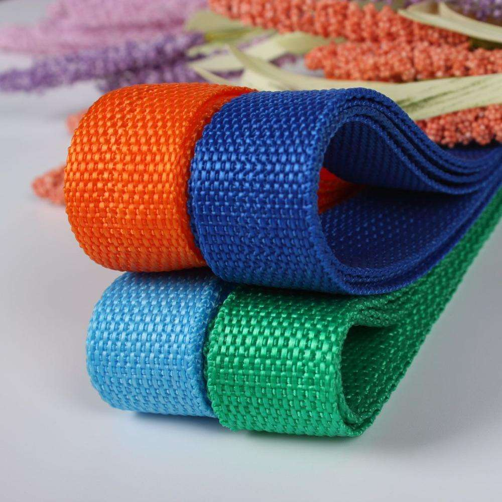 Wholesale webbing dog leads hot sale webbing belt polypropylene webbing