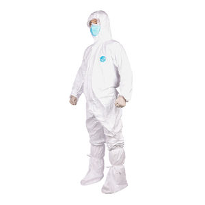 Dupont Tyvek 500 Ty198swhทิ้งCoverall