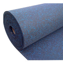 Cheap Price Shock Absorption Gym Flooring Rolls, EPDM Gym Rubber Flooring For Fitness Gym