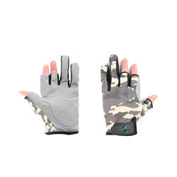 Custom upf 50 gloves fishing waterproof
