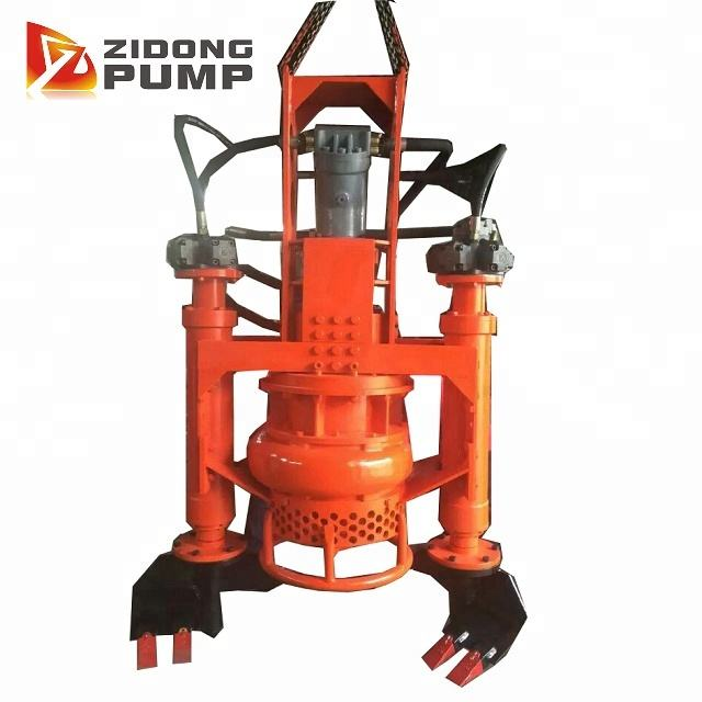 abrasion resistant vertical submersible gravel pump river sand dredging pump