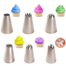 Hot Sale Piping Tips cake decorating Austin Rose nozzle Icing Nozzles
