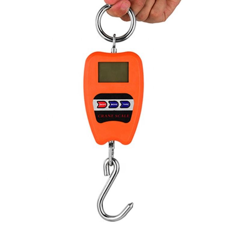 Hot Factory Low Price 200kg Digital Crane Scale, Electronic Portable Weighing Scale