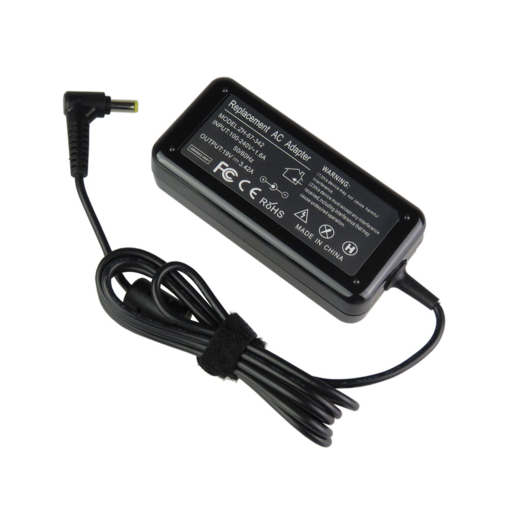 65W 19V 3.42A Asli Kualitas Laptop Power Supply AC ADAPTER UNTUK Acer Wtih 5.5*1.7 Mm DC tip Daya Adaptor AC Adaptor AC