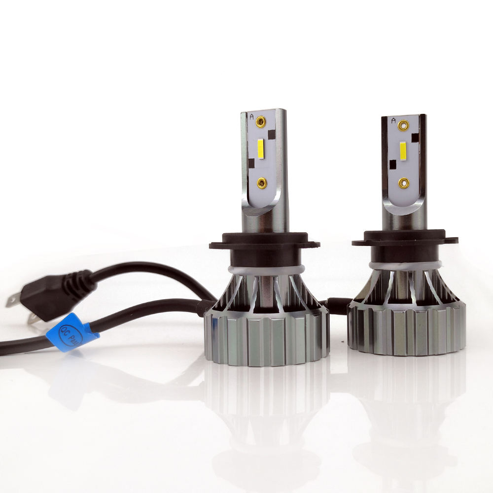12 Months Warranty and car LED headlight buib Type Auto Led h7 Headlight