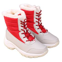 High Boot Shoes Warm Winter cotton-padded  Shoes Outdoor Snow Boots For Women