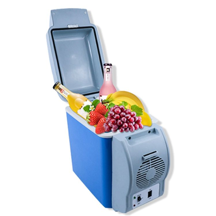 Mini Refrigerator For Car, Portable 12V Car Refrigerator