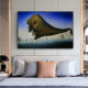 Sleep by Salvador Dali Canvas Paintings On the Wall Art Posters And Prints Classical Surrealism Art Pictures For Living Room