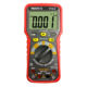 NCV 6000 counts Digital Multimeter AC/DC Voltage/Current True RMS Tester PT80E with dioest Test