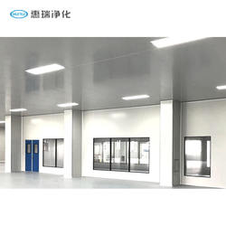 Dust-free cleanroom with different cleanliness level workshop,clean room installation