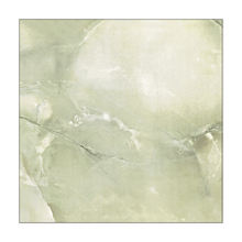 Antibacterial Polished glazed green marble tile