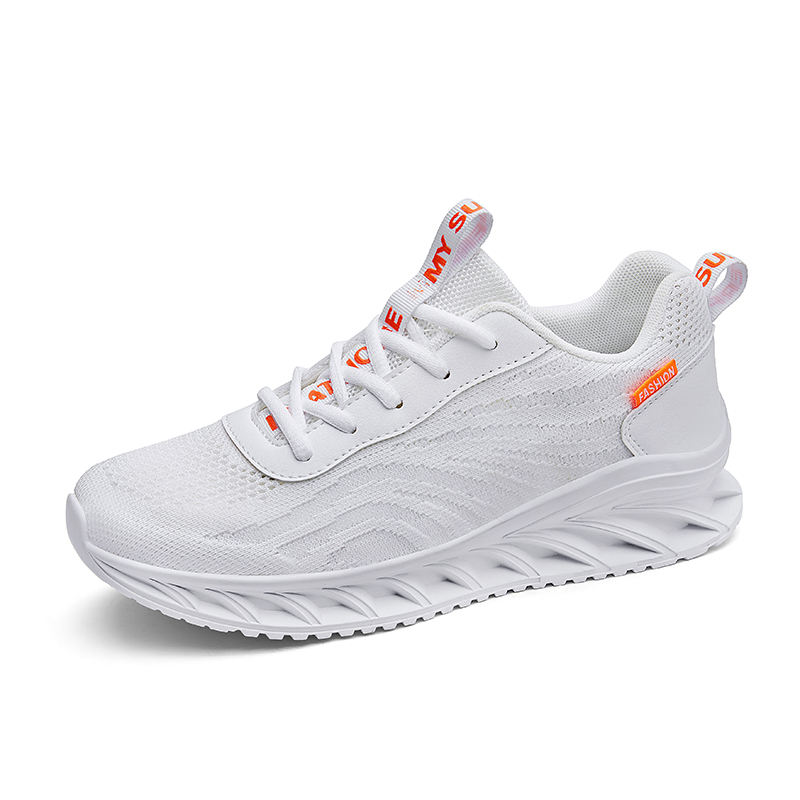 Popular Men's Rubber Casual Shoes Sneakers Breathable Mesh Running Shoes Sneakers For Men Fashion Sneakers