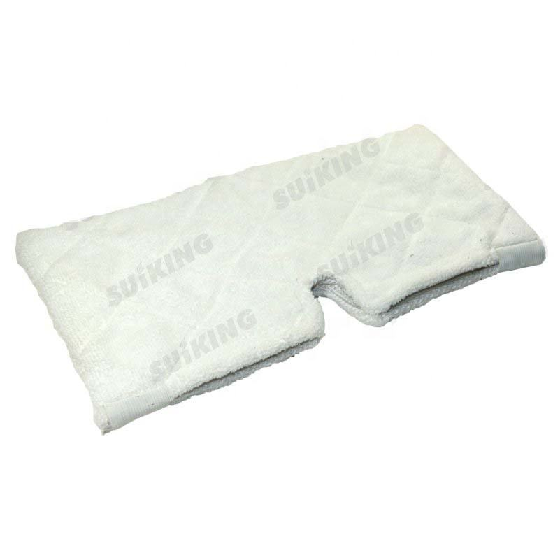S3501 Steam Mop Microfiber Pads cleaning mop pad