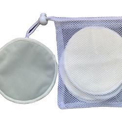 4 layers waterproof washable nursing breast pads