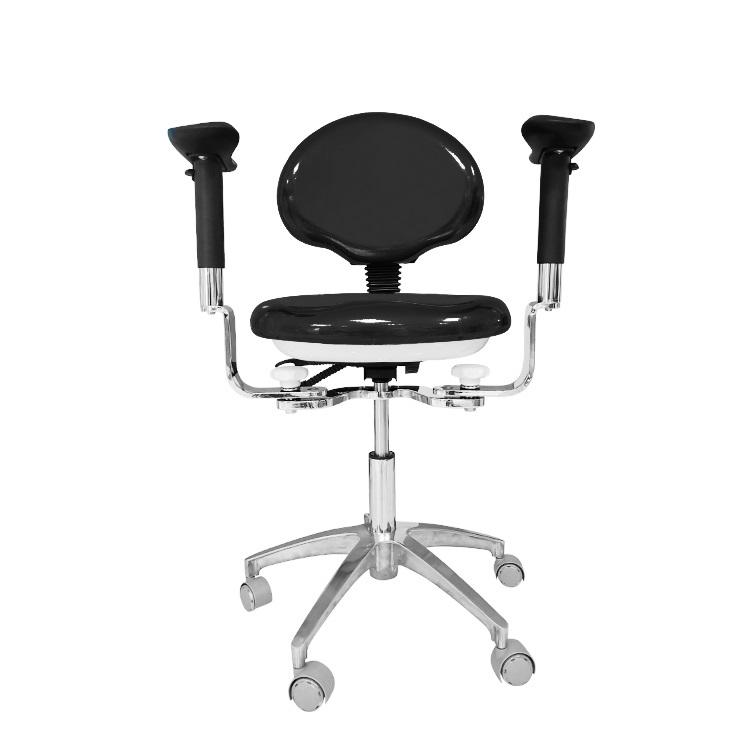 Top wholesale rotating ergonomic medical stool dental hospital chair for dentist