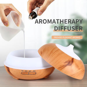 Essential Oil Diffuser USB Ultrasonic Mini Humidifier Aromatherapy Aroma DiffuserสำหรับHome