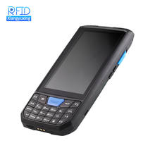 China manufacturer qr code handheld pda android tablet pc with barcode scanner